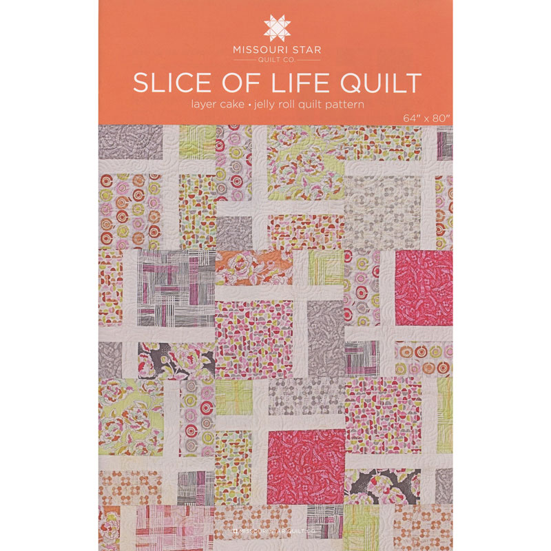 Slice Of Life Quilt Pattern Msqc
