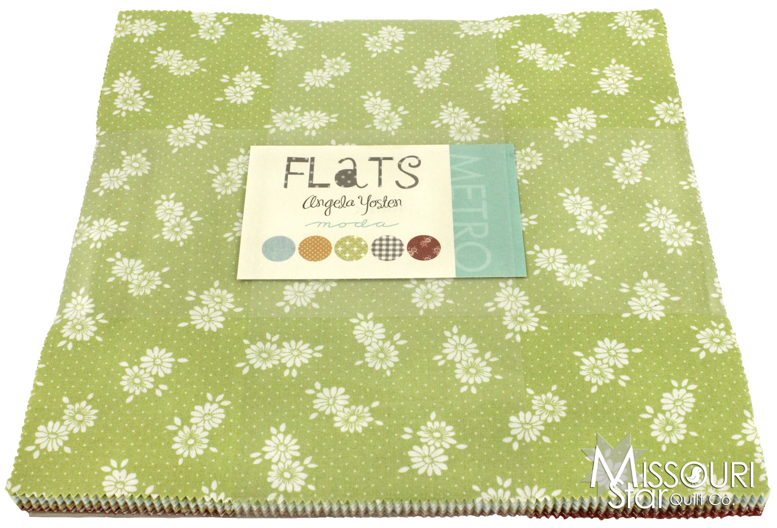 Flats Layer Cake