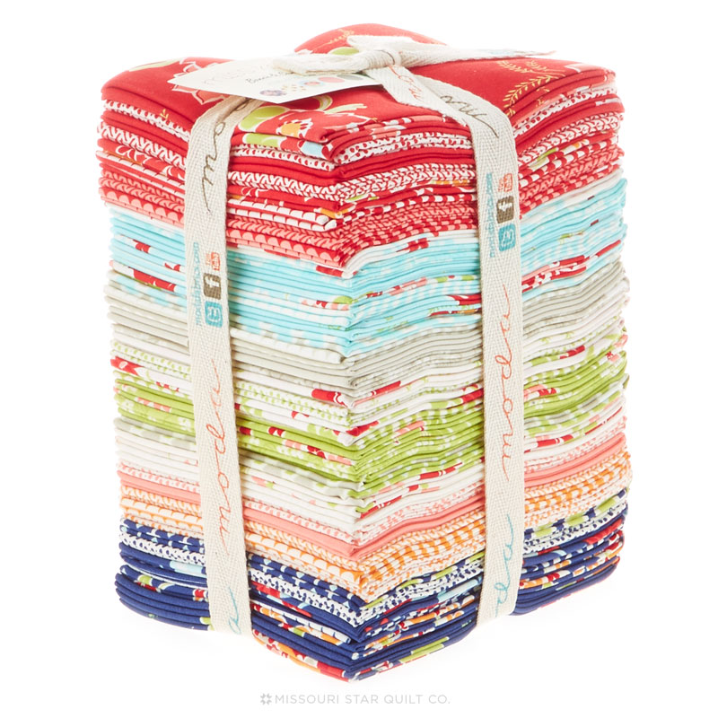 Miss Kate Fat Quarter Bundle Bonnie Amp Camille Moda