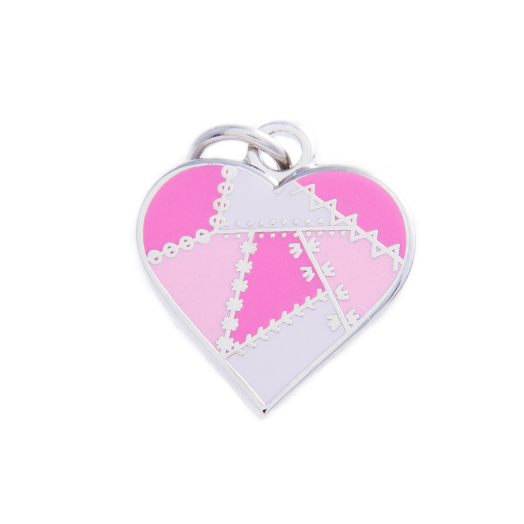 Heart Of Hope Charm By Pin Peddlers Pin Peddlers