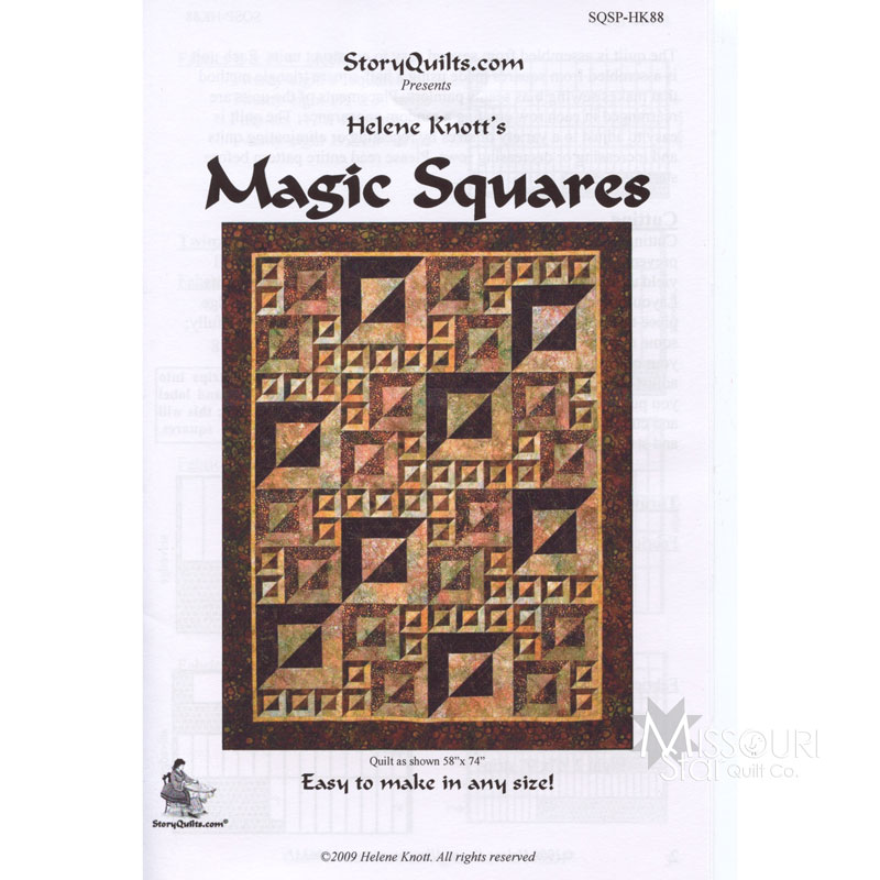 Magic Squares Pattern