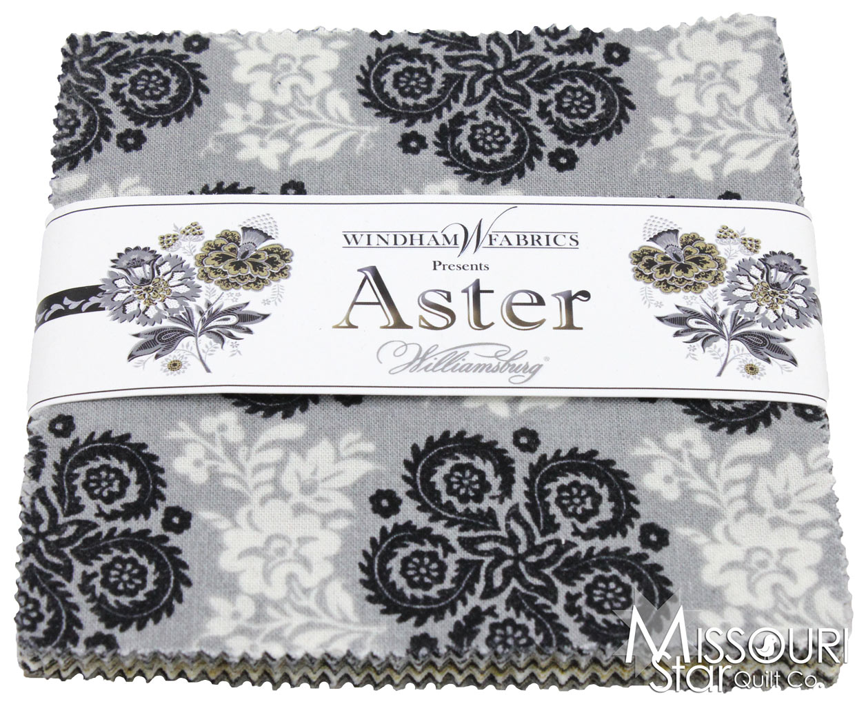 Aster Charm Pack
