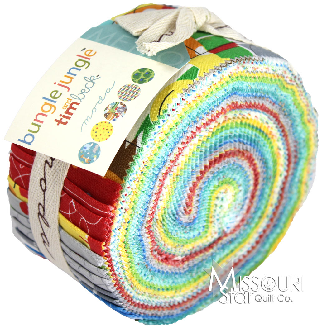 Bungle Jungle Jelly Roll