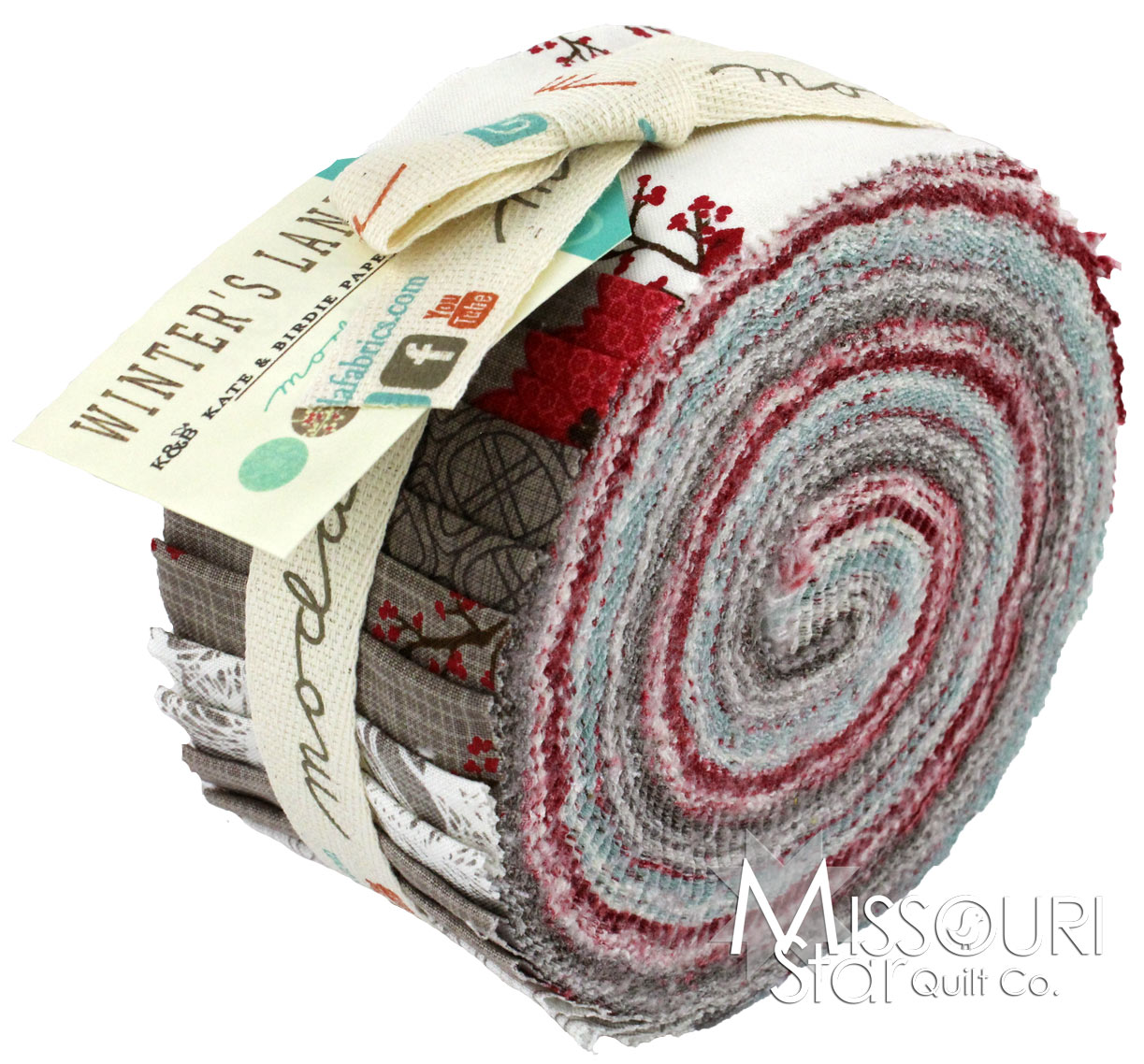 Winter's Lane Jelly Roll