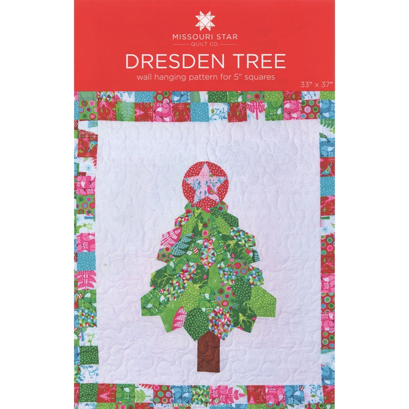 Dresden Tree Wall Hanging Pattern By Msqc Msqc Msqc