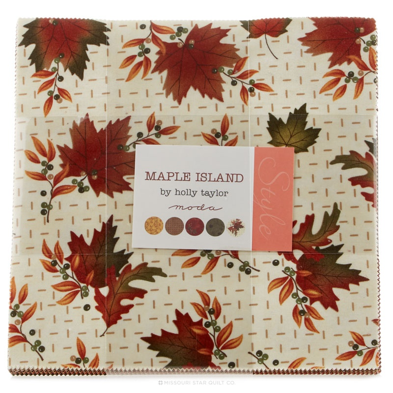 Maple Island Layer Cake - Holly Taylor - Moda Fabrics — Missouri ...