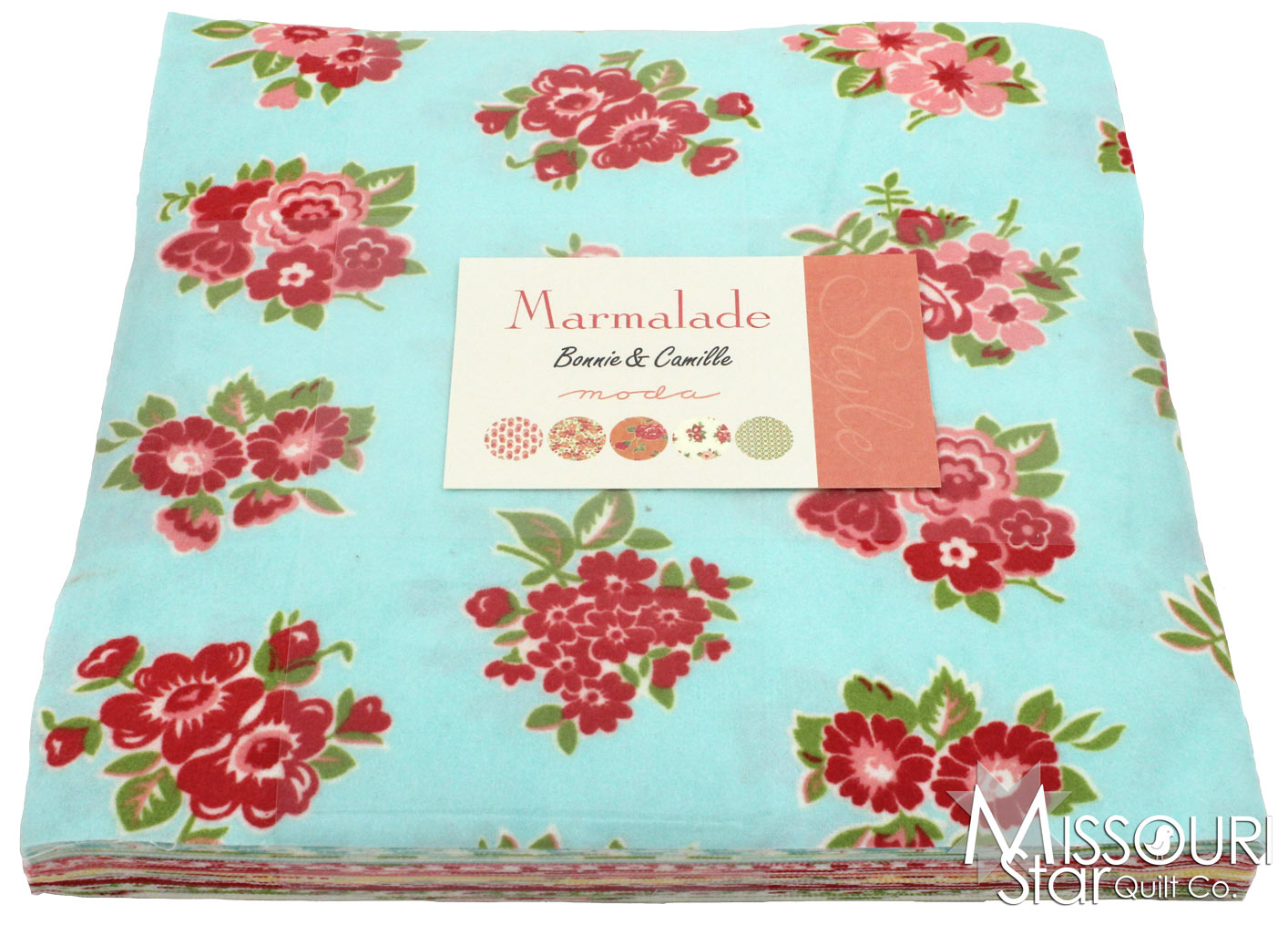 Marmalade Flannels Layer Cake