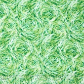 Flutter - Feathers Green Yardage