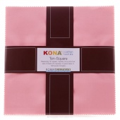 Kona Cotton - Fragrant Fuchsia Ten Squares