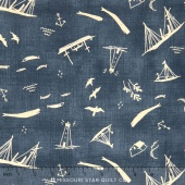 More Hearty Good Wishes - The Sea Ocean Yardage