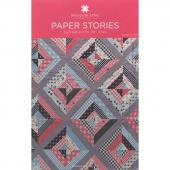 Paper Stories Quilt Pattern by MSQC