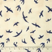 More Hearty Good Wishes - Seagulls Pearl Yardage