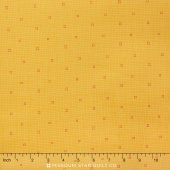 Block Party - Linen Squares Sunshine Yardage
