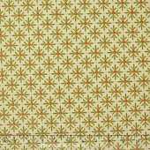 Tole Christmas - Lattice Parchment Yardage