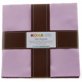 Kona Cotton - Fancy Florals Ten Squares