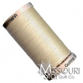Cream - Cotton Quilting Thread (200m / 219yds)