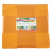Bella Solids Cheddar Junior Layer Cake by Moda