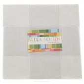 Bella Solids Feather Junior Layer Cake