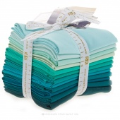 Kona Cotton - Lush Lagoon Fat Quarter Bundle