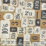 Eclectic Elements 2 - Taupe Yardage