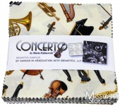 Concerto Charm Pack