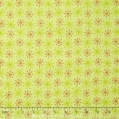 Very Merry - Twinkles Light Green Yardage