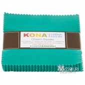 Kona Cotton - Bluegrass Charm Pack