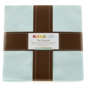 Kona Cotton - Pool Party Ten Squares
