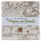 Thyme with Friends Charm Pack