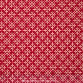 Tole Christmas - Lattice Cardinal Yardage