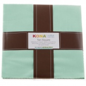 Kona Cotton - Lush Lagoon Ten Squares