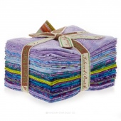 Blue Heaven Batiks Fat Quarter Bundle