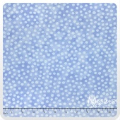 Moda Marble Dots - Cancun Blue Yardage