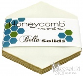 Bella Solids Porcelain Honey Comb