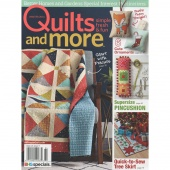 Quilts and More by Better Homes & Gardens (Winter 2016 Issue)