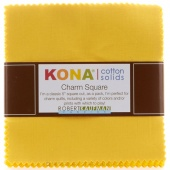 Kona Cotton - Citrus Burst Charm Pack