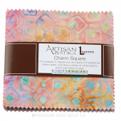 Artisan Batiks - Graphic Elements 2 Charm Square