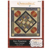 Fall Pumpkin Table Topper Pattern