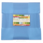 Bella Solids 30's Blue Junior Layer Cake by Moda