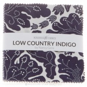Low Country Indigo Charm Pack