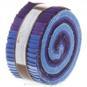 Kona Cotton - Blueberry Thicket Roll Up