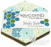 Simply Style Honey Comb