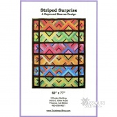 Striped Suprise Quilt Pattern