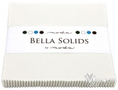 Bella Solids Porcelain Charm Pack