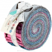 Dapper Prints Jelly Roll