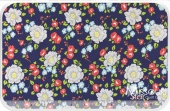 Happy Go Lucky - Garden Navy Yardage