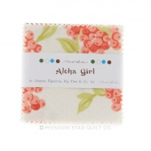 Aloha Girl Mini Charm Pack