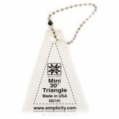 Mini 30 Degree Triangle Tool