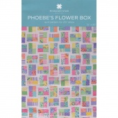 Phoebe's Flower Box Pattern by MSQC