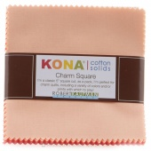 Kona Cotton - Darling Clementine Charm Pack